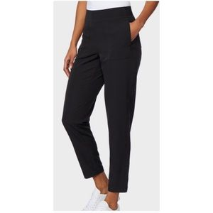 32 Degrees Cool Stretch Woven Pant Black Large